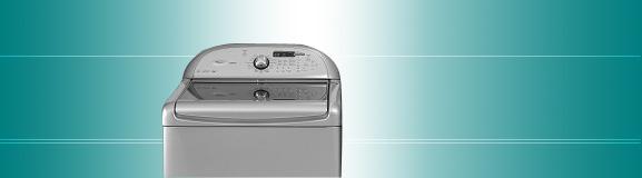 Services de réparation de laveuse